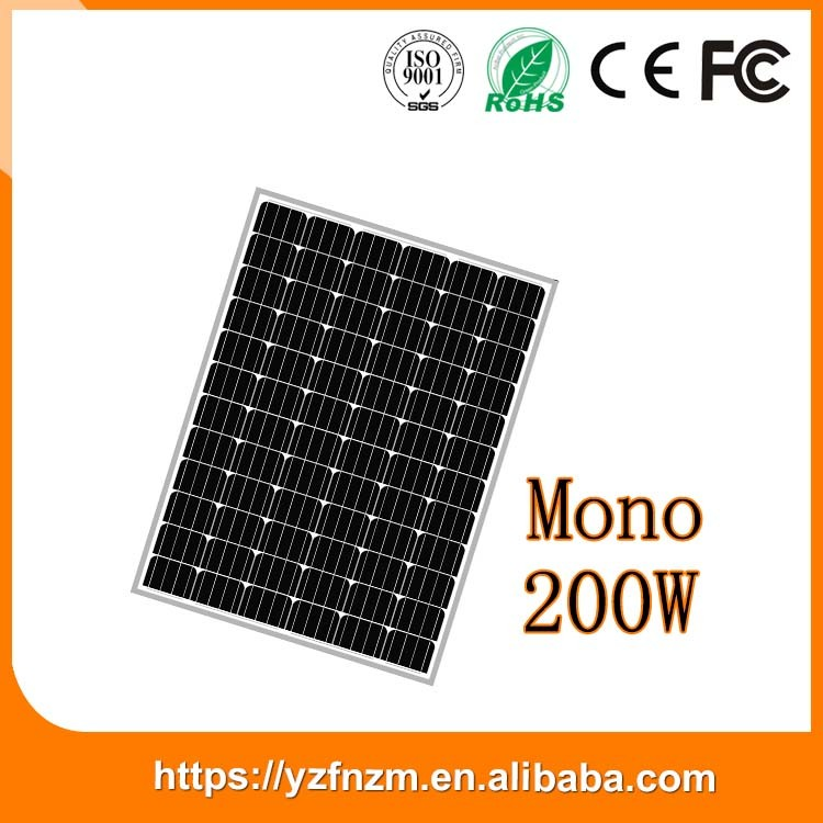 china best price 200w poly solar panel buying in mexico for green <strong>energy</strong>