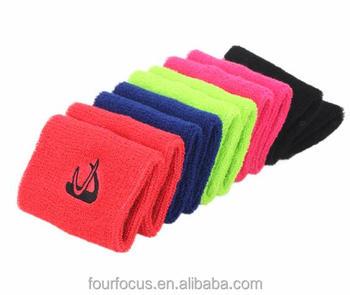 Borduren Op Badstof.Sport Badstof Handdoek Katoen Polsband Borduren Logo Zweetband Buy
