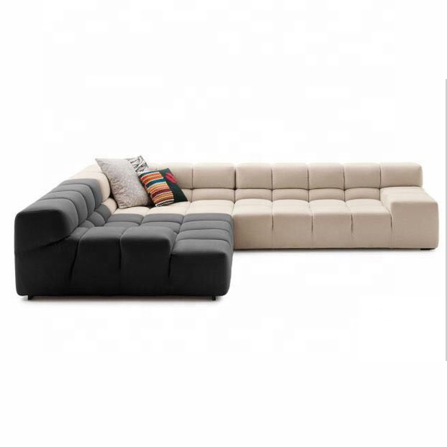 Living Room Furniture Fabric Modern Sectional Sofa Set Cheap Couch Cheap  Sofa Sets