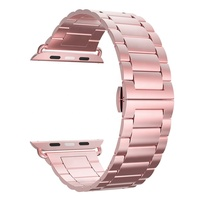 Cheap 42Mm/38Mm 316L Stainless Steel Swatch Metal Watch Band