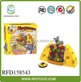 cheese mouse game intellect toy mouse stacks cheese toys game