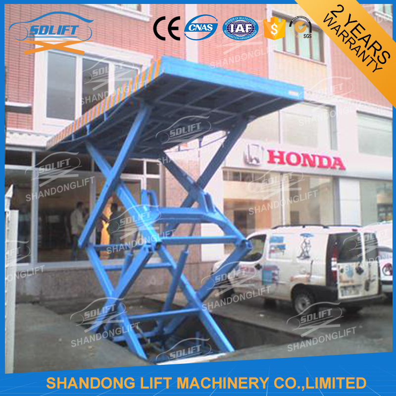 3T 3M Hydraulic Car Lift Jack with CE