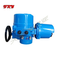 QT3 type QT50 0.17 quarter turn rotary air electric 90 degree angle actuator valve