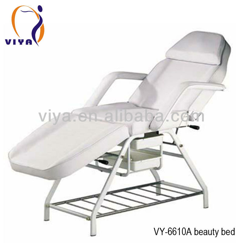 VY-6610A hot sale massage bed/facial bed for beauty salon
