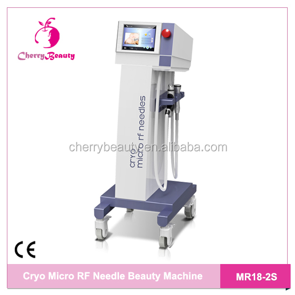 best permanent skin tighten face lifting korea microneedle fractional rf radio frequency micro needle scar removal cryo machine