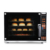 K1484 Countertop Electric Convection Bread Oven 220V Mini Bakery Equipment Machine