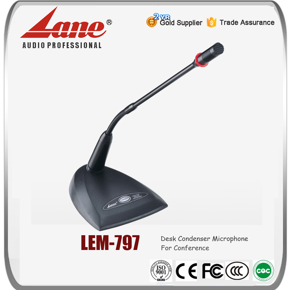 Lane Desktop meeting video conference microphone LEM - 797
