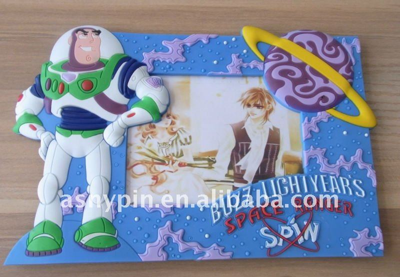 BUZZ LIGHT YEARS design 3D pvc picture frame