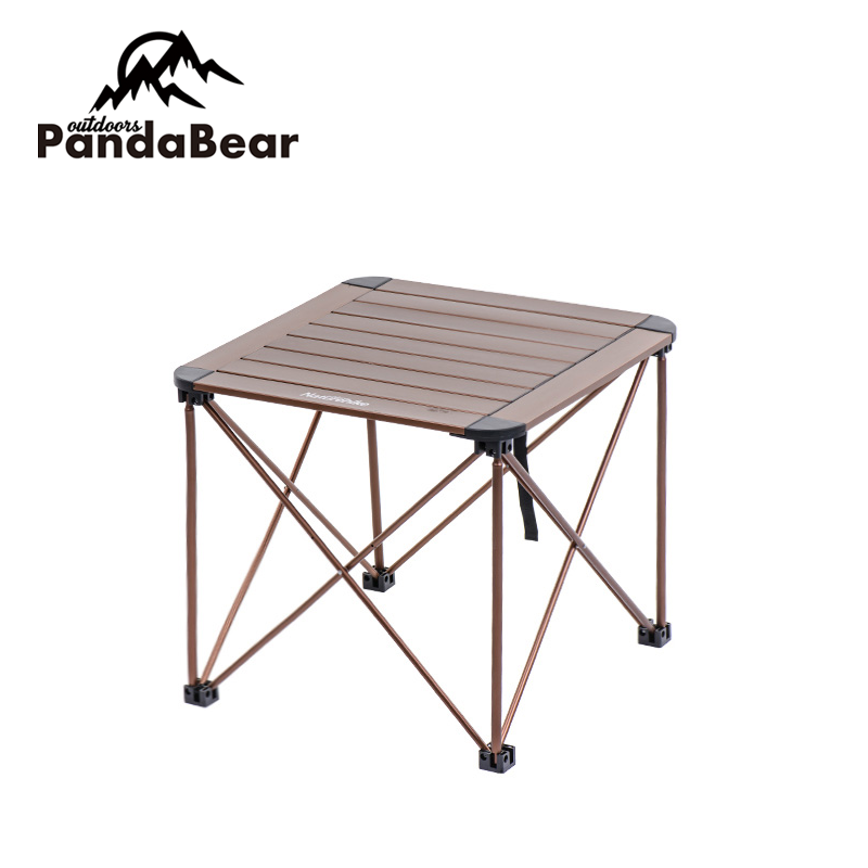 Foldable Outdoor Portable Wholesale Metal Kids Aluminium Folding Camping Picnic Table And Chairs With Bbq Set Legs Seat