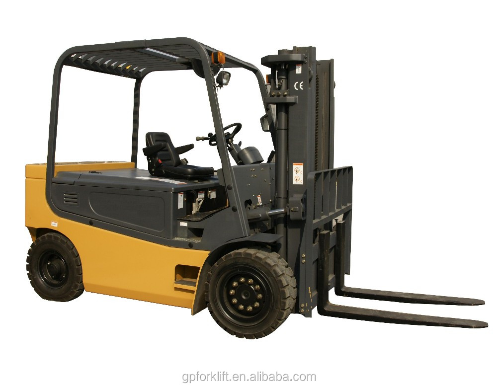 5 ton electric forklift truck AC
