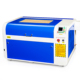 China hot sale mini 40W 50W 60W laser engraver 4060 laser cutter for crystal word