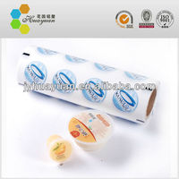 plastic film for food packaging