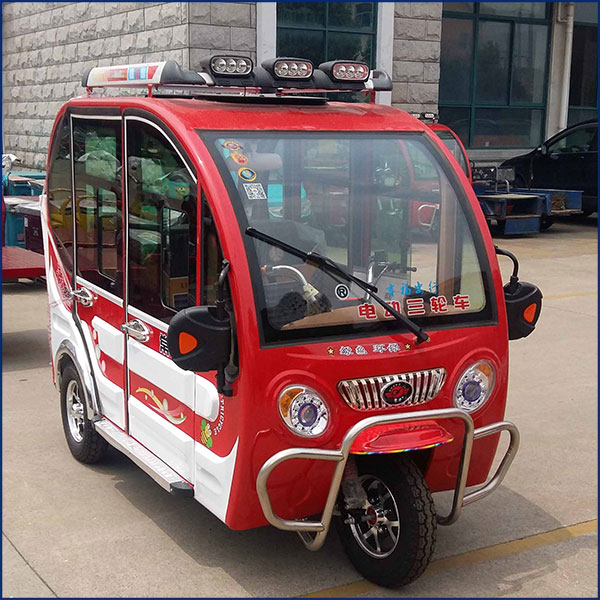 2017 Most popular 1000W double-drived three wheel electric amphibious tricycle/vehicle