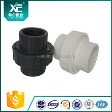 """XE"" Plastic PVC Union for Water Meter"