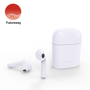 Earphones Wireless Bluetooth hbq I7S TWS Earphone Wireless for Android and Apple Bluetooth Earphone with Microphone