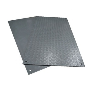 High Density Polyethylene Floor Mat Polyethylene Ground Cover HDPE Temporary Flooring for Events