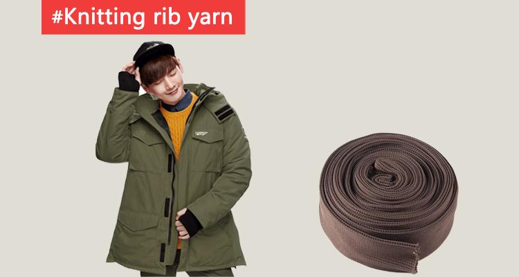 Pemutih Warna 40/2 Kekuatan Tinggi dan Populer 100% Spun Polyester Benang Jahit