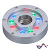 Highest quality IP68 underwater led ring fountain light RGB