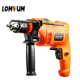 Lomvum High Power AC 600W Electric Impact Rotary Hammer Corded Drill