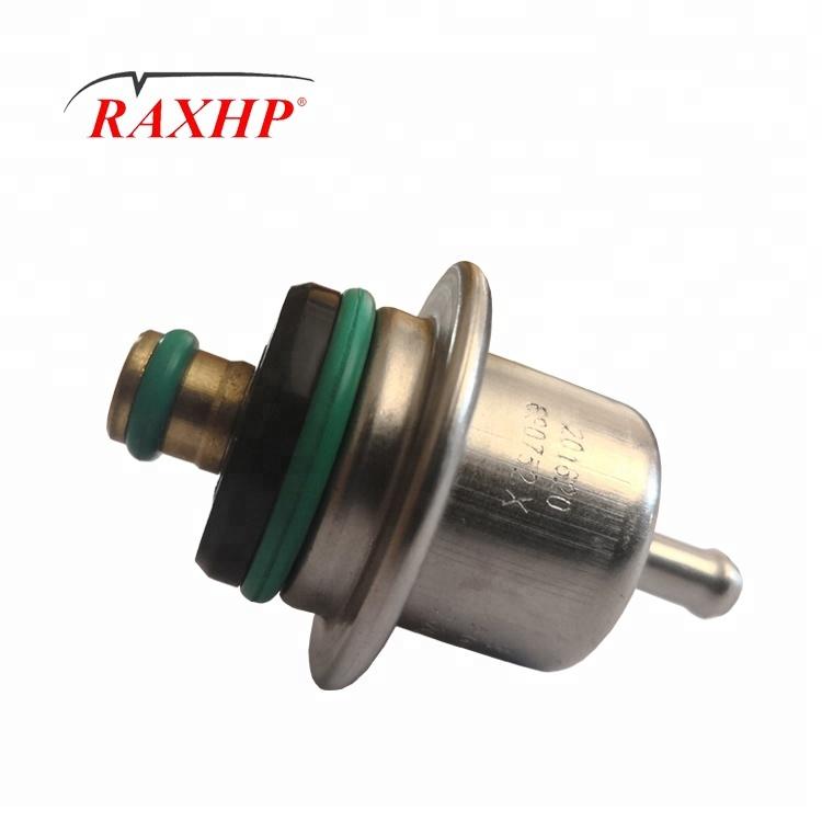 fuel pressure control valve