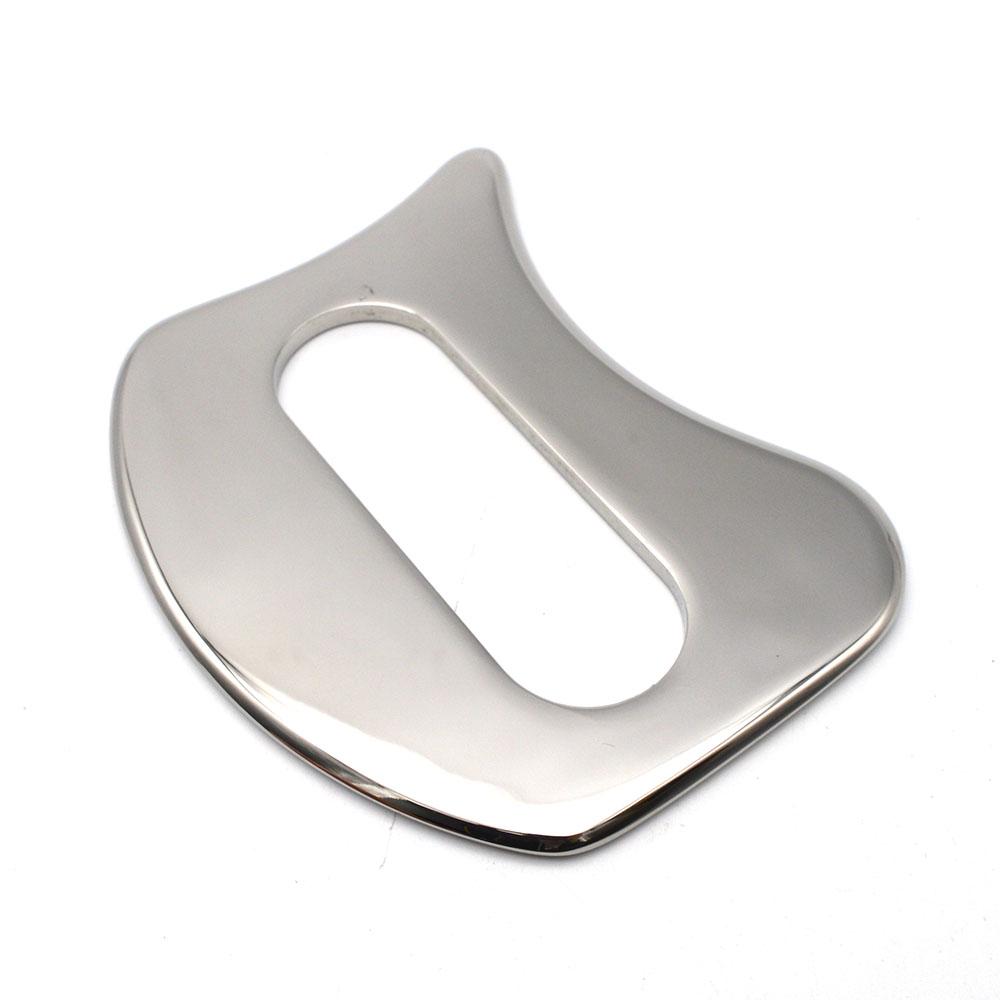 High Quality Stainless Steel Guasha Tools IASTM Gus Sha Board