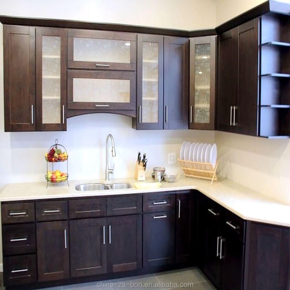 Laminated Plywood Kitchen Cabinet Furniture, Laminated Plywood ...