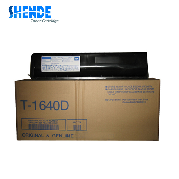 copier spare toner parts t-1640D/E for toshiba e-Studio 163/165/203