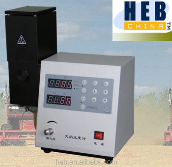 Double channel LED 4 digit display,reading clear-Flame Photometer