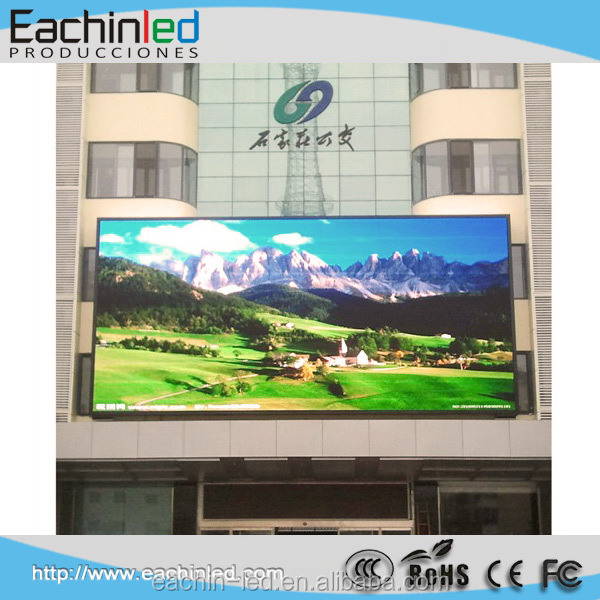Aliexpress UK Video Full Color P5 Led Outdoor Public Display System