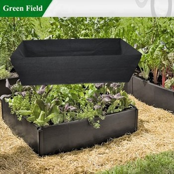 Raised Garden Bed Liner For Wooden Raised Beds Buy Raised Garden