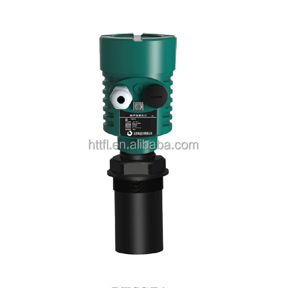 explosion-proof ultrasonic liquid level meter applicable to gasoline tank
