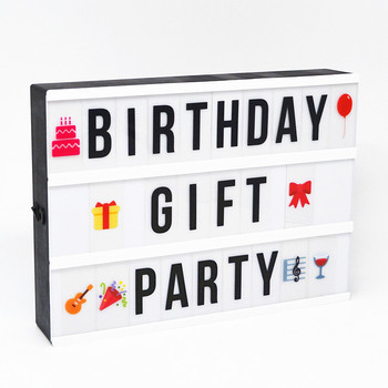 2018 New Gift Party Event Happy Birthday Supplier Decoration For Girlfriends Husband Kids