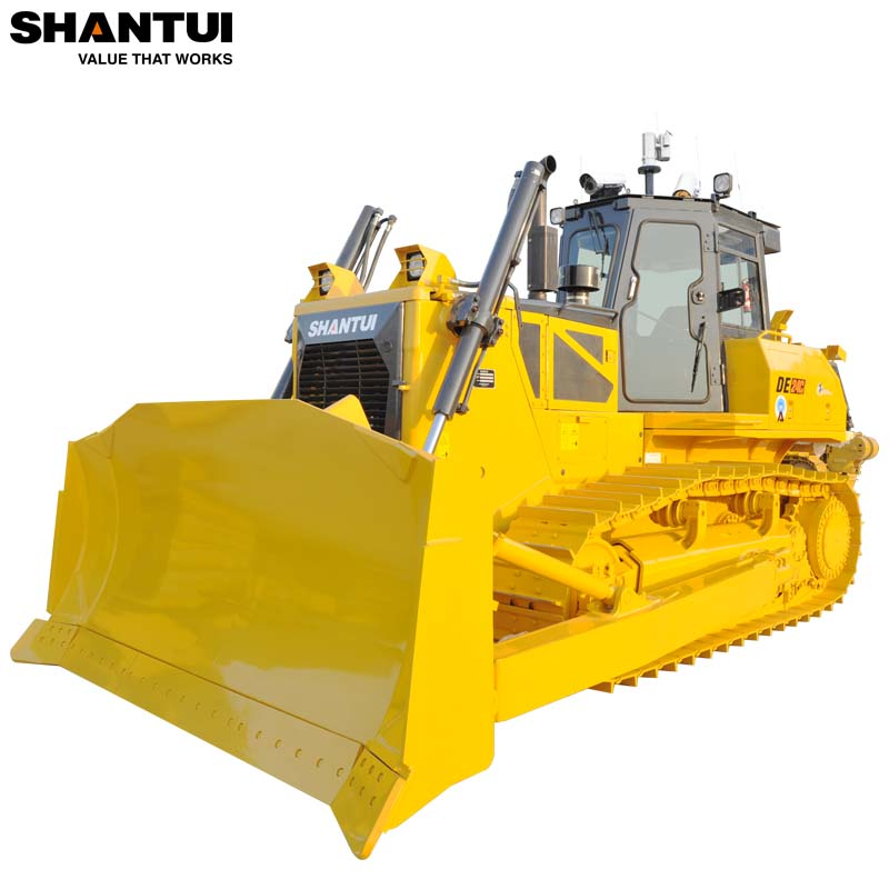 Chinese Brand high quality 420hp Shantui SD42-3 Crawler Bulldozer