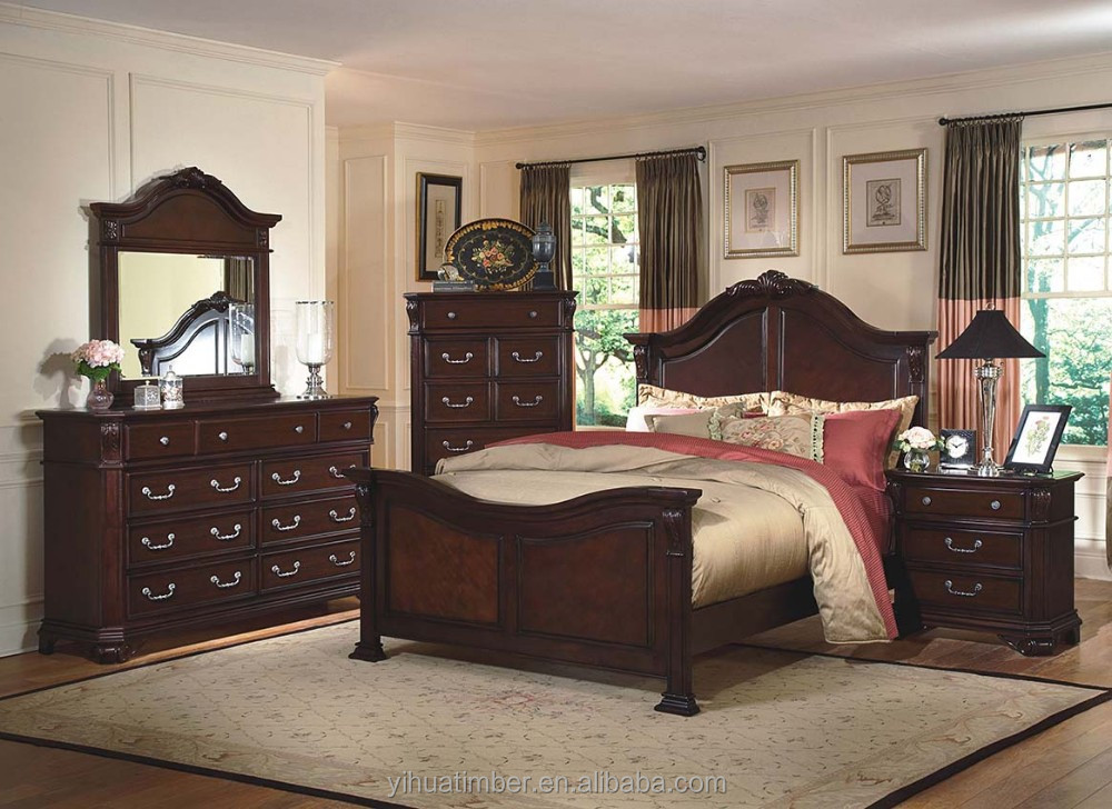 Wood Furniture Bed Design - All About Home Decor Inspiration