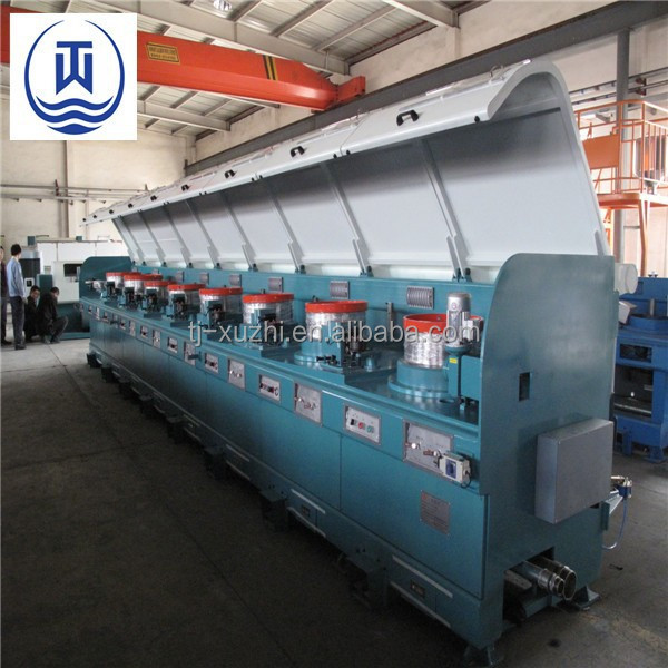 Low Carbon Steel Wire Drawing Used Wire Drawing Machine,Copper Wire ...