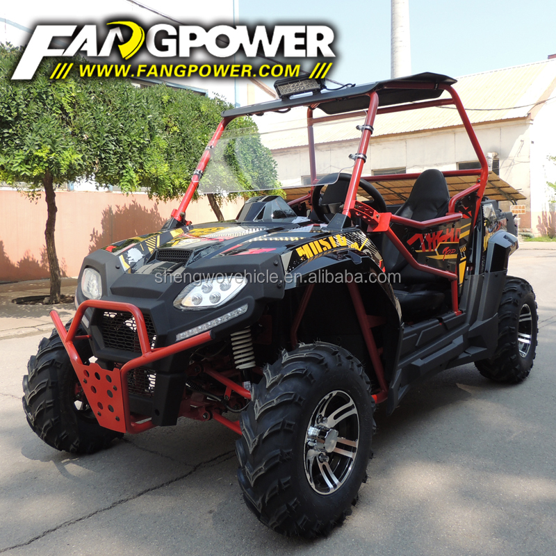 fang power china high quality 200cc two seat go kart kids dune buggy
