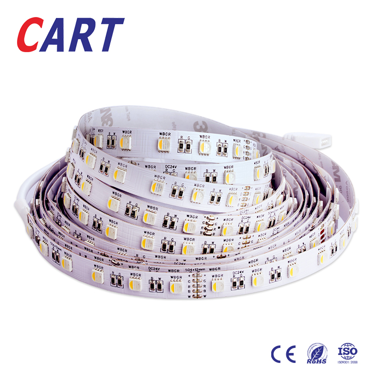 <strong>rgb</strong>/rgbw/<strong>rgb</strong>+cct led strip light 48leds/m 60leds/m 84leds/m ip20 ip65 ip68 ce rohs approved