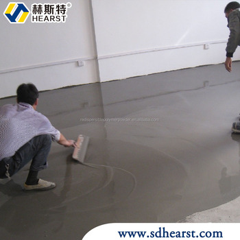 Ce Sdhearst Selfleveling Concrete Polymer Cement Mortar Price - Cost of self leveling concrete floor