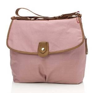 73625c8bf1e6 Get Quotations · Babymel Satchel Oyster Changing Bag by Babymel
