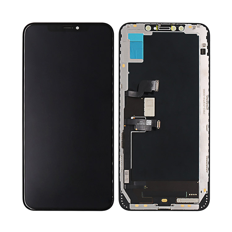 For iphone XS MAX LCD complete screen replacement for iphone XS max screen