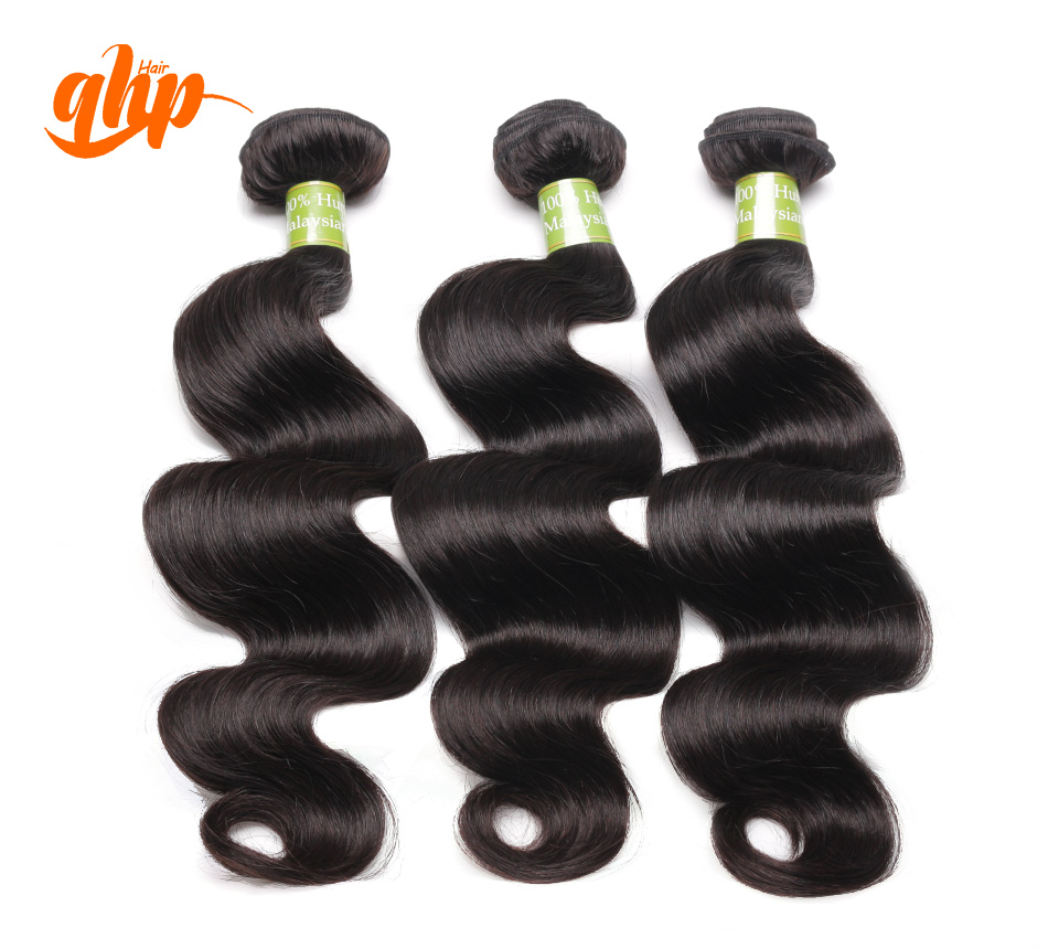 Qhp Aliexpress Malaysian <strong>Hair</strong> bundles unprocessed Wholesale Human Virgin <strong>Hair</strong>