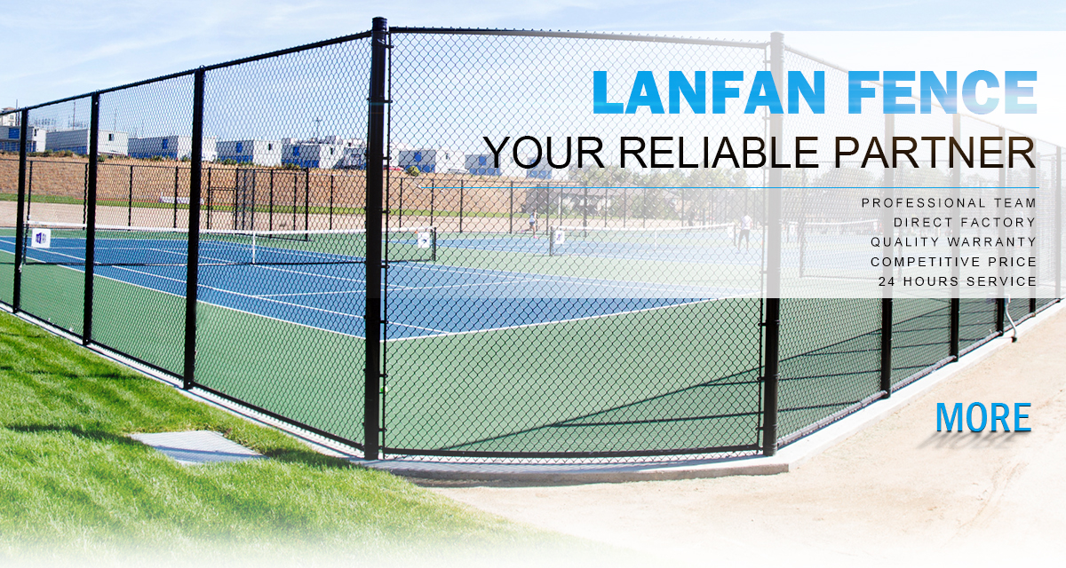 Hebei Lanfan Trade Co., Ltd. - fence, wire mesh