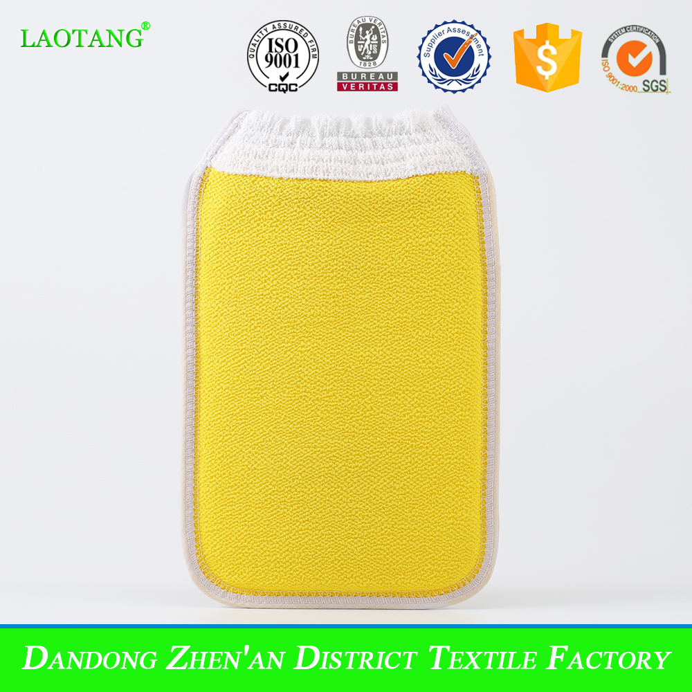 OEM Service promotion factory direct net bath sponge scouring pad sponge cleaning latex glove