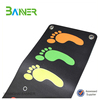 Custom logo eco friendly gaming mouse large mats