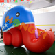 Giant Advertising inflatable elephant animal model Commercial inflatable cartoon balloon for decoration