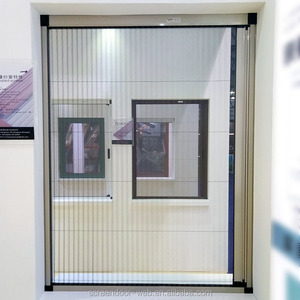 wholesale window folding mess retractable fly screens
