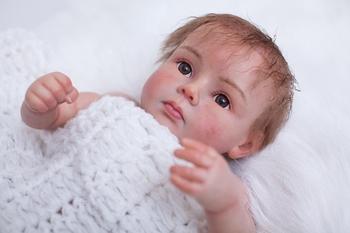 8261657849214 Venta caliente 20 pulgadas Orient Industry muñecas bebe reborn silicona  muñeca