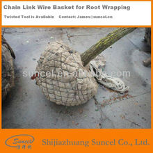 Tree Wire Basket or Root ball netting