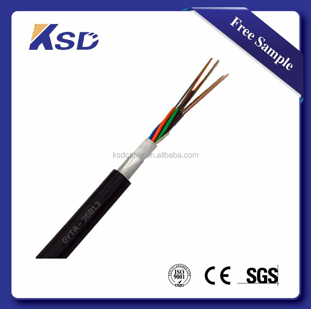 Wholesale gyta armored duct 2-432 aerial fiber optic cables