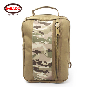 1000D fabric outdoor dual-use bag new square tactical bag